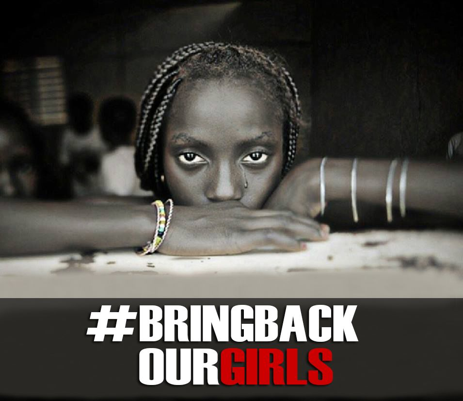 We support the campaign #Bringbackourgirls and express our solidarity with #Nigeria NIGERIA EMBASSY @Nigeriaembassy