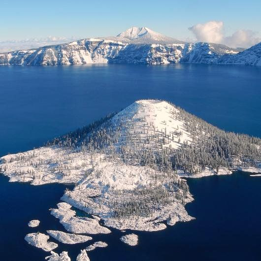Photo of Winter Adventures in Crater Lake National Park