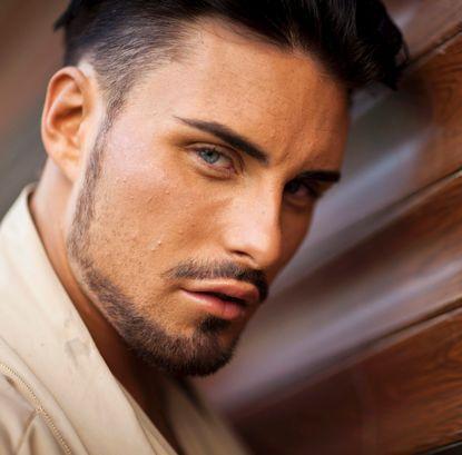 Phenomenal 1000 Images About Facial Hair Styles On Pinterest Smosh Fine Short Hairstyles Gunalazisus
