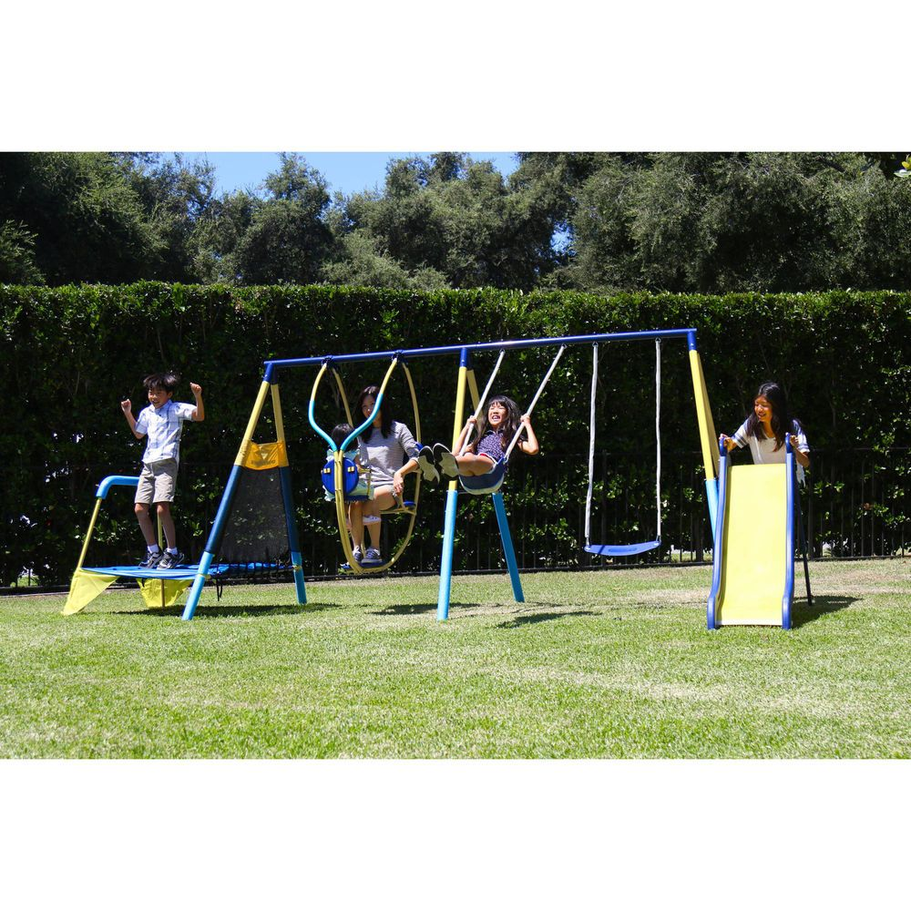 swing sets for backyard ridgewood me and my toddler metal