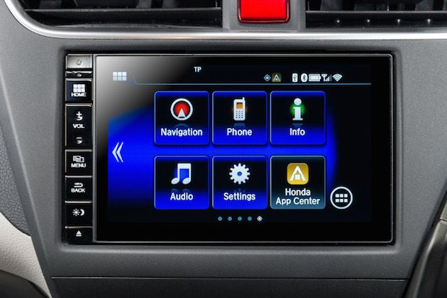 Next Year S Hondas Will Have Tegra And Android Inside Aivanet Honda Infotainment System Infotainment
