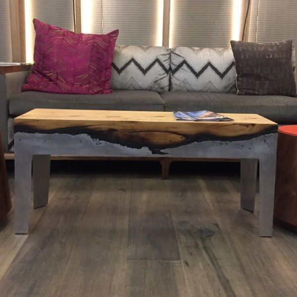 Tables - Coffee Table | Designer Furniture in 2019 | Industrial ...