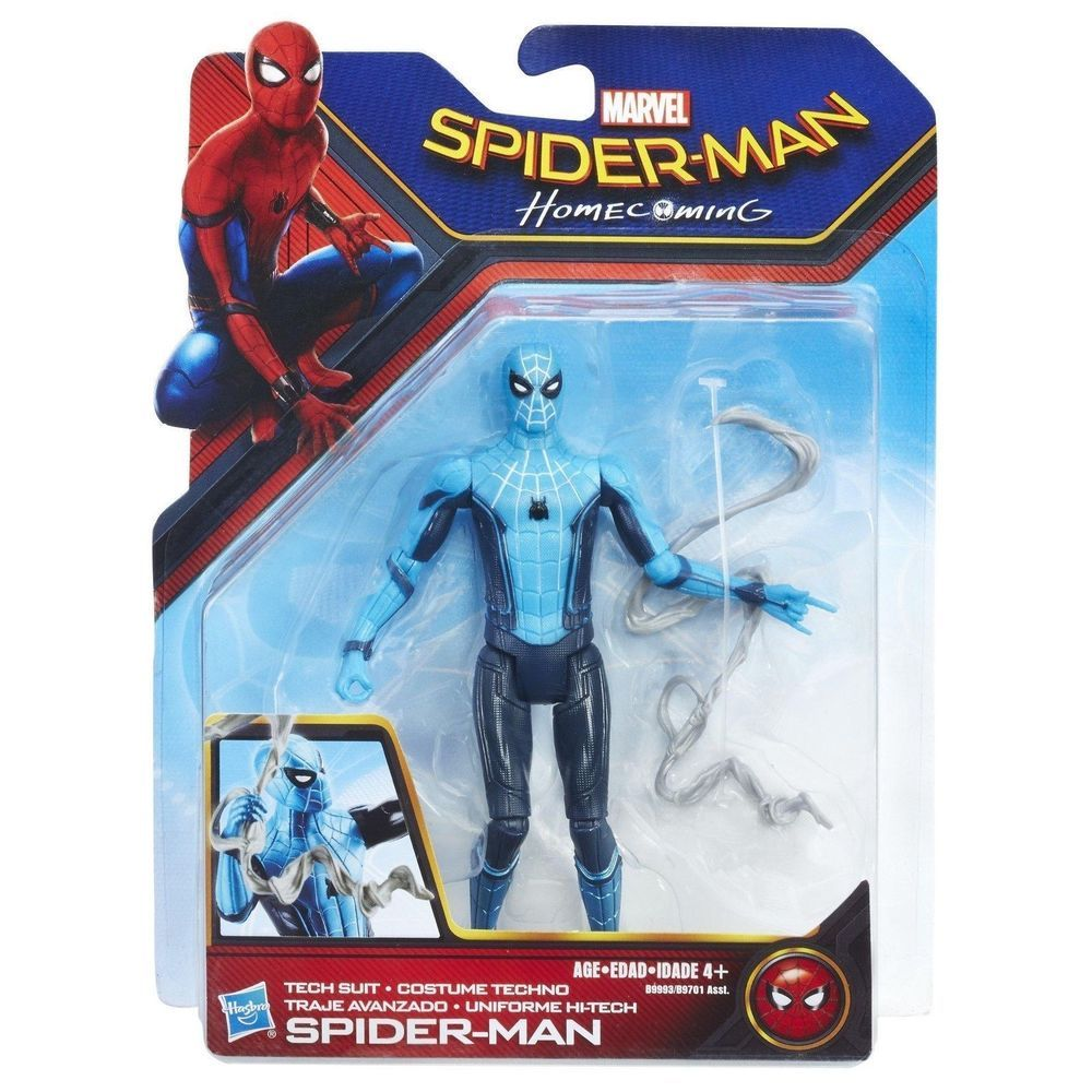 Marvel Spider-Man Homecoming Tech Suit Spider-Man 15 inch