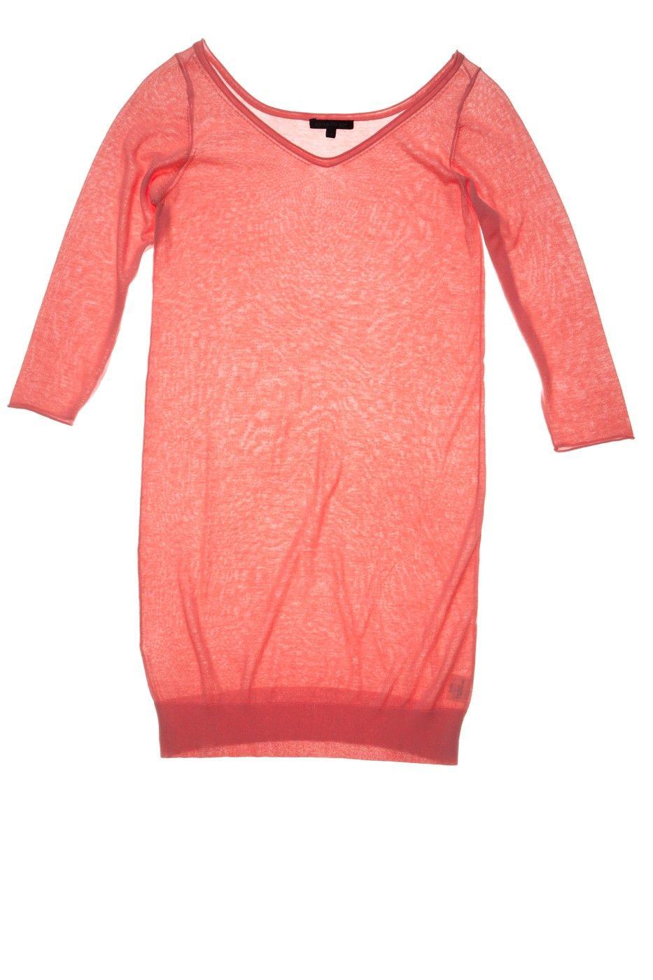 ça va de soi - Chloe, robe coton crêpe Artic™, cupcake, Femme | ça va de soi - #cavadesoi #dress #classic #cotton #egyptiancotton #sustainable #sustainablefashion #summer #summeroutfit #summerclassic #pink #vneck #montreal #canadian #fashion