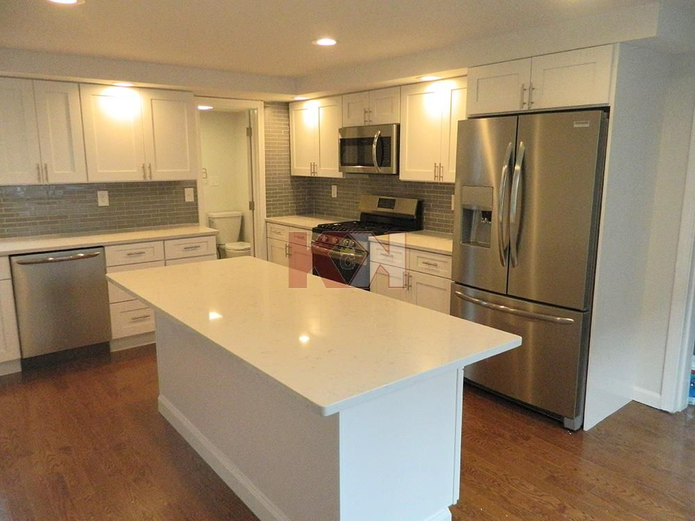 38+ Ice white shaker kitchen cabinets model