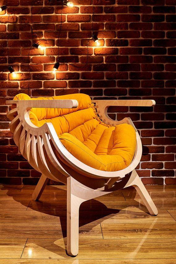 Entspannen Holzmöbel Holzstuhl, Möbel, Sessel, Sitzmöbel, Holz, Holz, Stuhl  Möbel