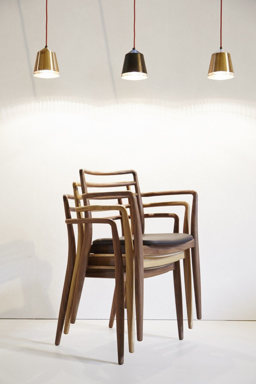 Tor dining chair by Dare Studio Sandalye