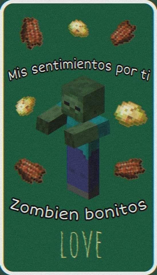 Esto No Es Mio Pero Del Quien Sea Le Doy Derecho De Autor Uwu Xd Frases De Videojuegos Memes Romanticos Frases De Minecraft