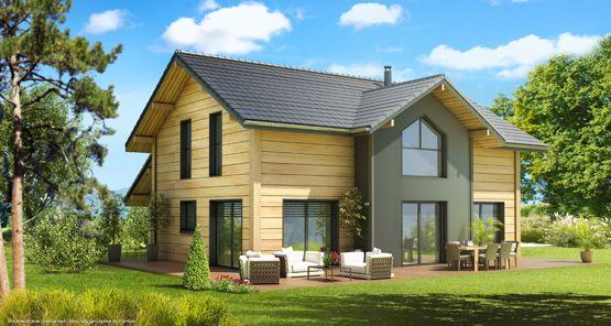 Modèle de maison Mohave réalisé par Artis, constructeur de maison à