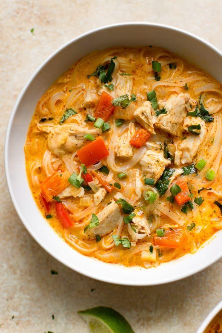 Photo of Thai Turkey Soup
