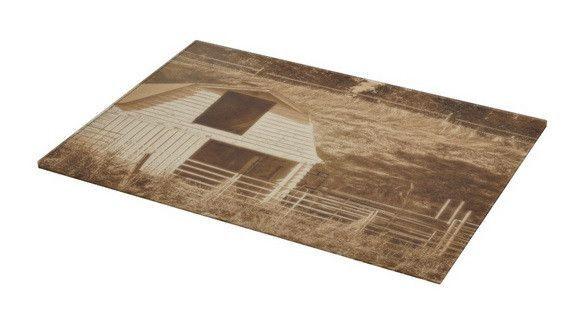 Sunny Daze Barn Cutting Board