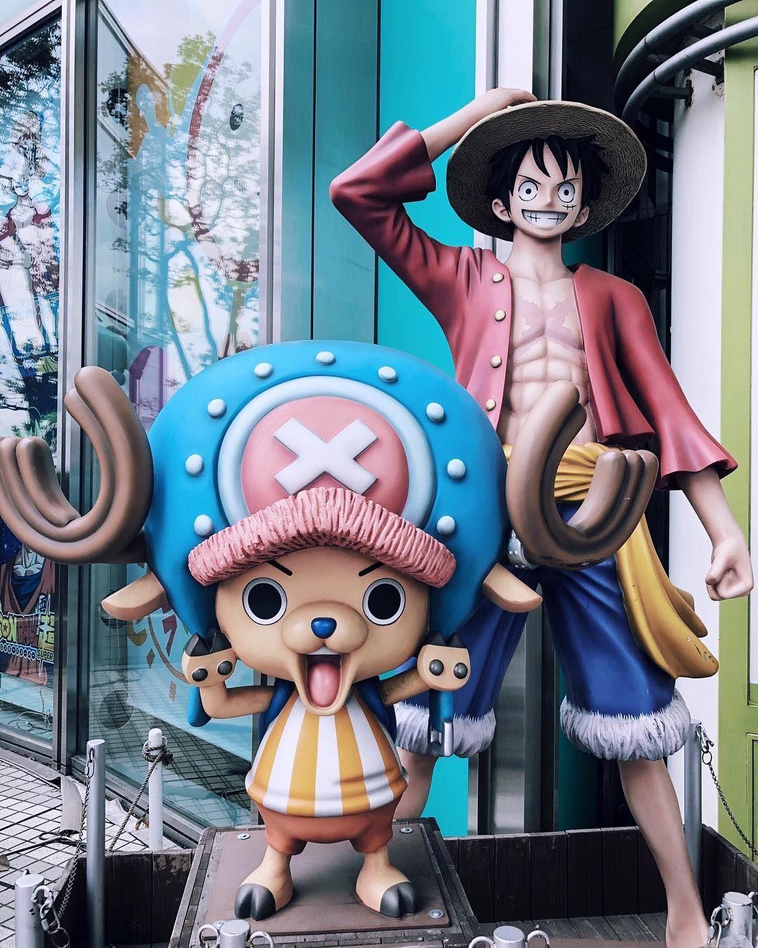 One Piece Fuji Tv Odaiba fujitv odaiba onepiece manga