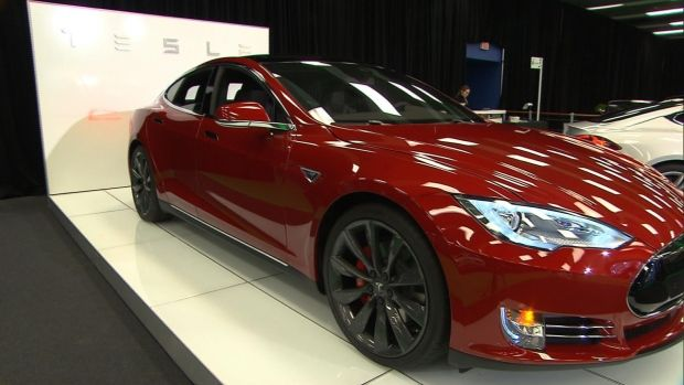 Electric cars take centre stage at Montreal Auto Show
