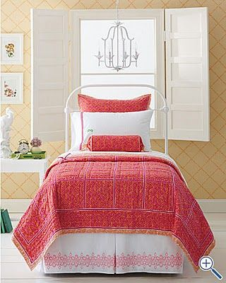 lilly pulitzer bedding check out this darling lilly pulitzer one from garnet hill love