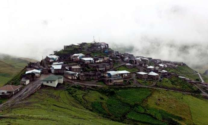 جولة سياحية في اذربيجان Tours Village Visiting