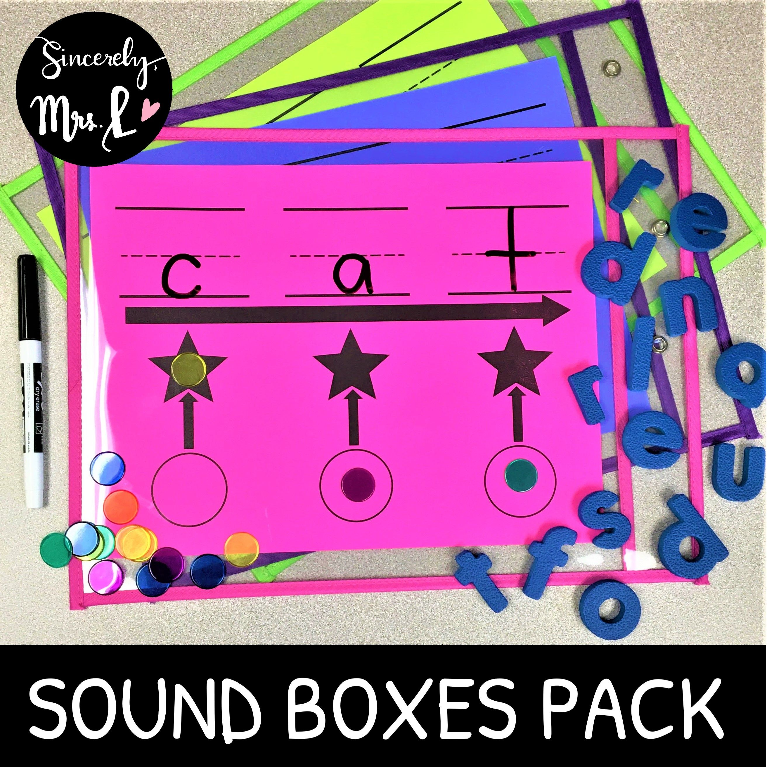 Sound Boxes Pack In