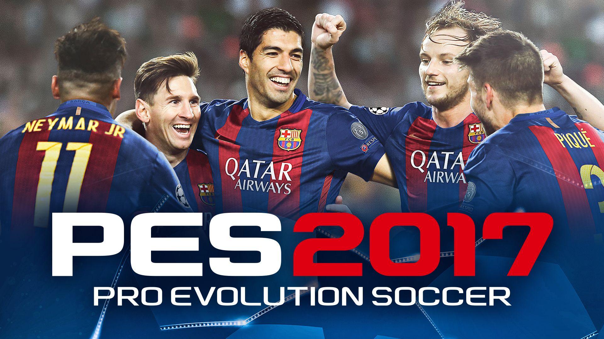 Download PES2017 Pro Evolution Soccer APK Free   Android