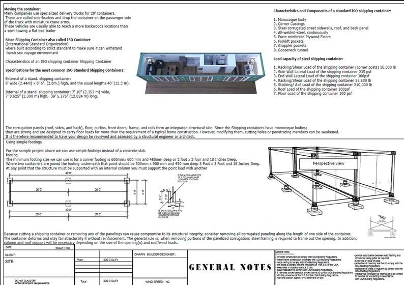 40 foot container Shipping Containers Container Home