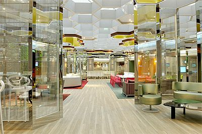 Is This The Future For Banks' Commercial Interior Design? | Mindful Design Consulting - bank-interior-design