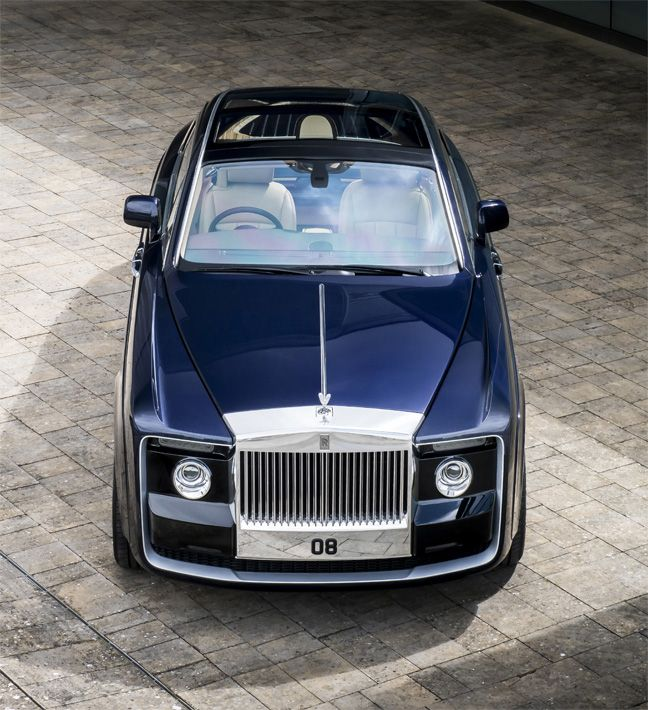 Rolls Royce Sweptail Elle Est Unique Bentley Cars