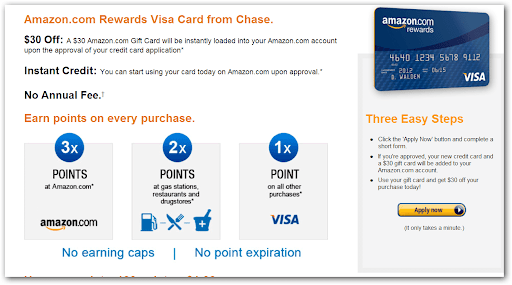 Amazon Prime Chase Card The Chase Mobile App Also Rates Well With Its Users Scoring A Determining Points Avail Credit Card Application Signature Cards Amazon