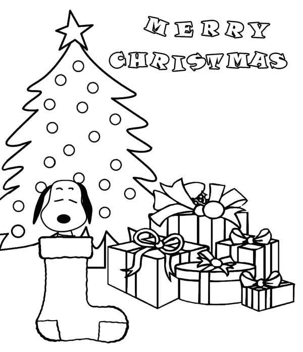 Charlie Brown Christmas Coloring Pages Holiday Coloring Pages - best of coloring pages for a christmas tree