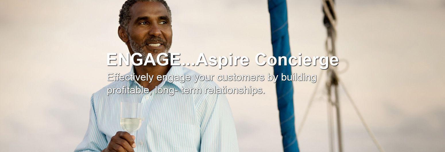 Corporate Concierge & Customer Loyalty Services Aspire