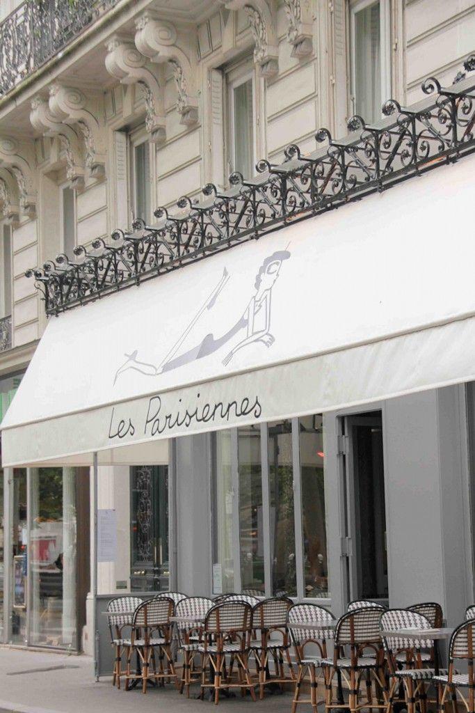 Les Parisiennes Restaurant Paris 7e Les Parisiennes Paris 7e Cafe De Paris Paris Restaurant Paris