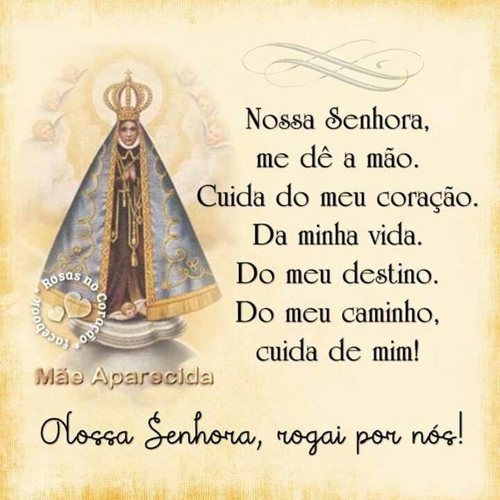 Nossa Senhora Aparecida Mensagens Catolicas Blessed Mother Mary