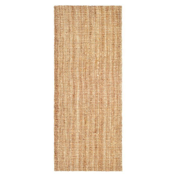 Joss Amp Main Essentials Power Loom Natural Area Rug