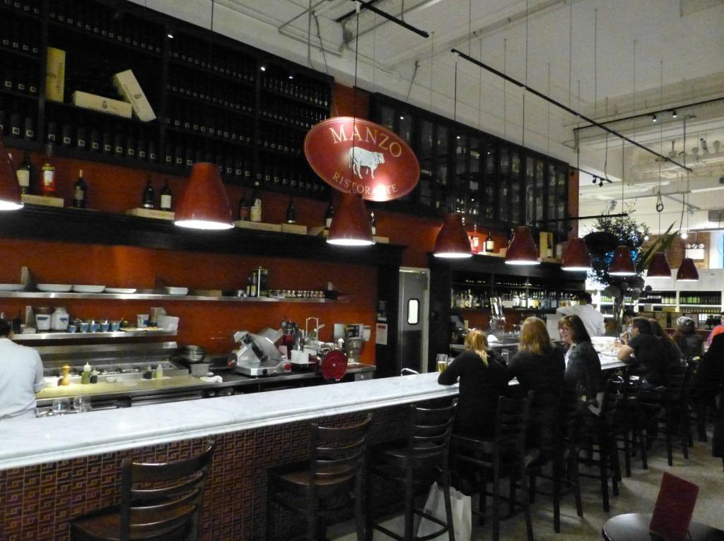 Eataly Restaurant City Restaurants New York City