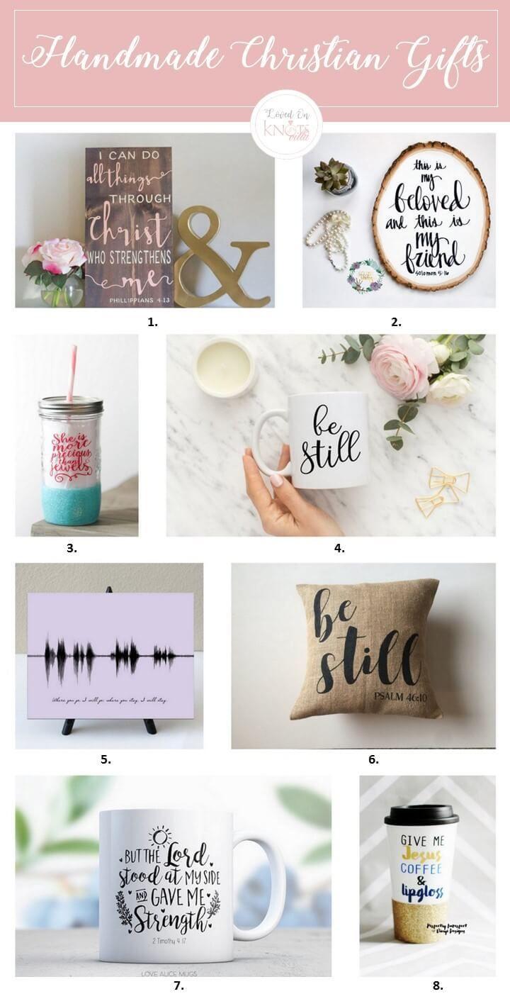 Handmade Christian Gifts Christian Decor, Christian Crafts, Christian Living, Religious Gifts, Catholic