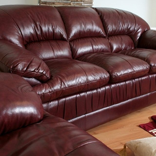 How To Clean And Restore Leather Furniture Hunker Cleaning Leather Furniture Cleaning Leather Couch Burgundy Leather Sofa