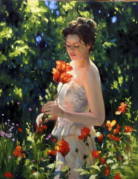 Richard S. Johnson - Spring Splendor