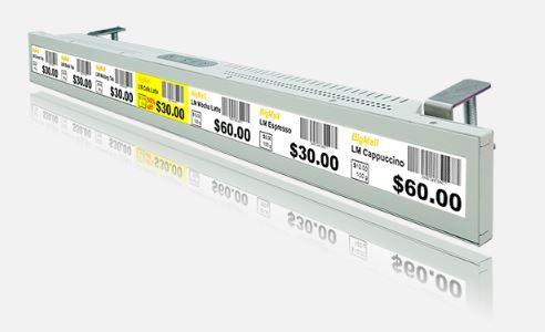 POS Digital Shelf Edge Advertising Point of sale display