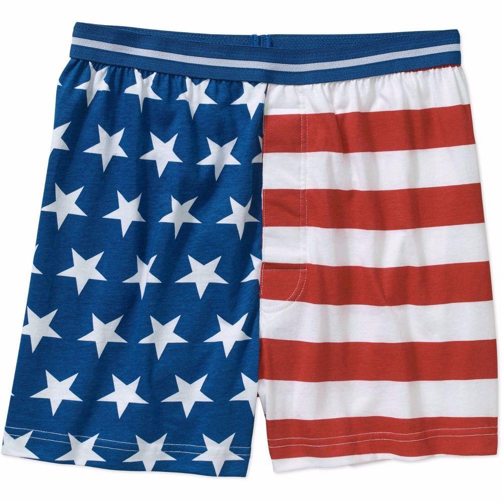 Stance Men/'s Digi Camo Flag Boxer Brief Underwear Red Undies Patriotic Americana