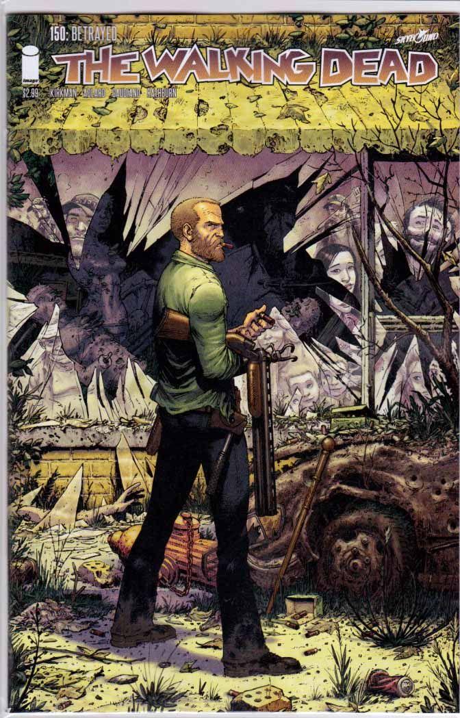 Walking Dead #157  Image Comics   Comic Book Lot Visit My Store