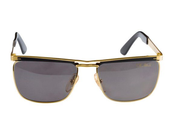ad1cfa2187 Tullio Abbate sunglasses made in Italy in the 1980s. Original vintage  sunglasses men  Aviaror sunglasses  Vintage eyewear You re riding the new  wave in ...