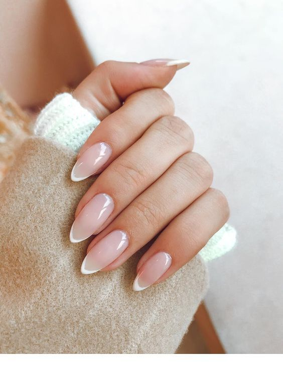 nagel almond #nails #nagel 10 Nail Trends in Time for Summer - Coco amp; Cowe