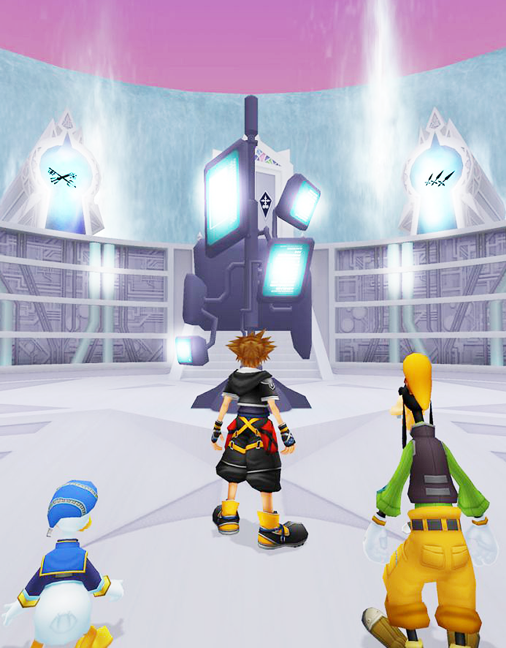 Kingdom Hearts In High Definition