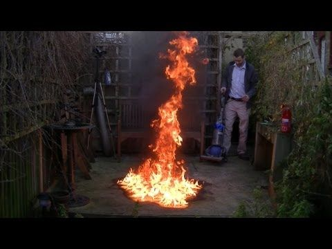 *Extreme Dyson Test, Can A Dyson Vacuum Up Fire? - http://www.youtube.com/watch?v=cJQjeBWvm-0=player_embedded