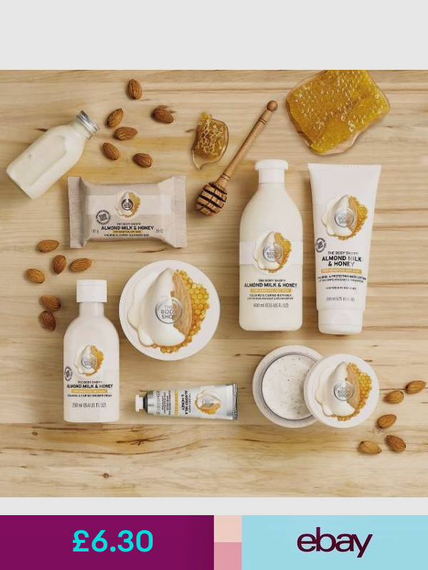 Body Shop ALMOND MILK AND HONEY Irritation