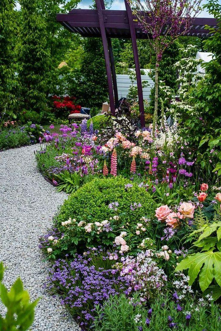 small cottage gardens Landscaping #kleinegärten