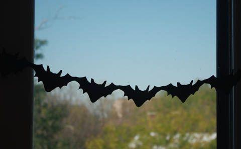 Free Printable Halloween Paper Chain Garland Templates Free
