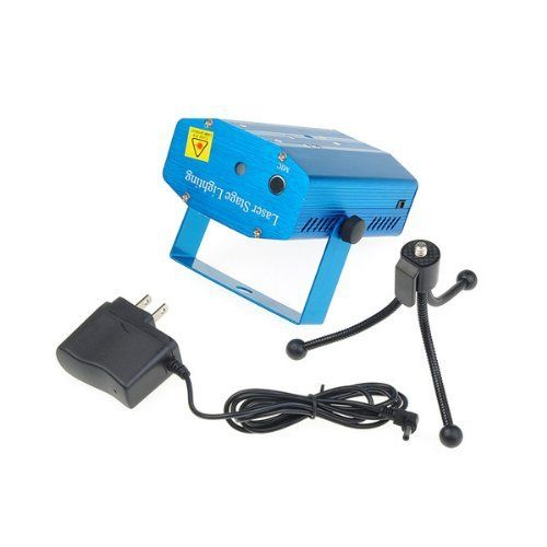 Colours Spec Q A Etc Etc: BestDealUSA Mini Red-Green Moving Party Stage Laser Light