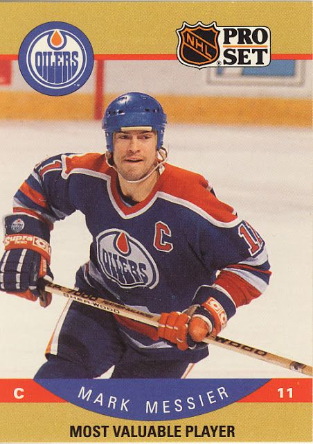 Pin On Mark Messier
