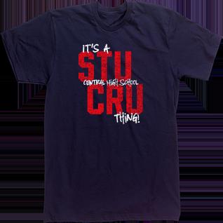 9b785526d Student Council T-shirts High School Custom Tshirts Stu Cru Thing ...