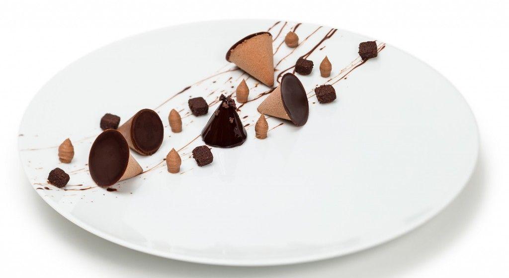 Janvier 2019 Gilbert Pytel Desserts A L Assiette Presentation Dessert Assiette A Dessert
