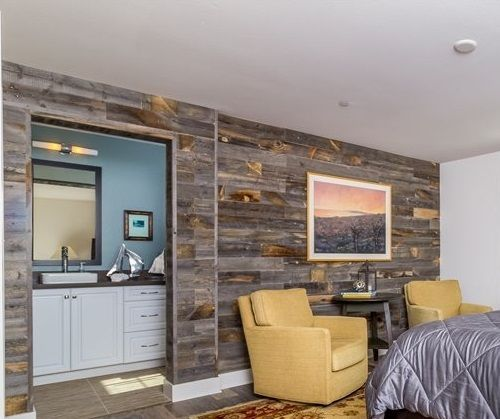 Stikwooddesign Real Reclaimed Wood Accent Wall Walls