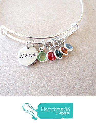 Grandma Nana Alex And Ani Style Bracelet From Lucky Impressions Http Www